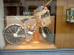 Hermes Window August 2009 London